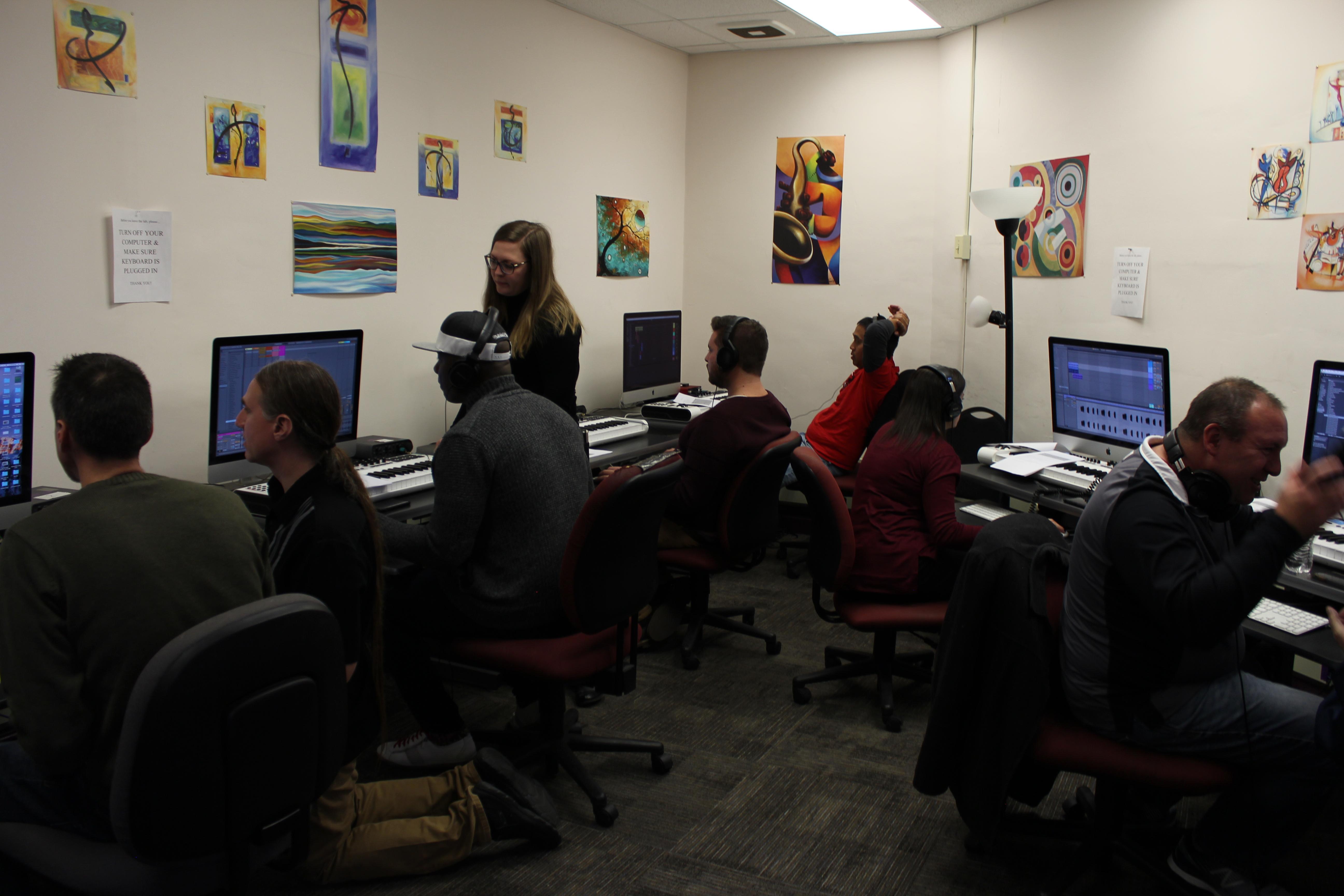 Digital Audio Recording Arts at USF Blog | DARA